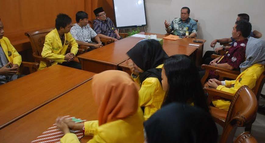 Rektor: Kampus Fasilitasi Mahasiswa agar Berprestasi