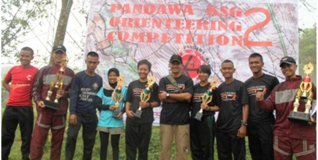 SAC FIS UNNES Sukses Gelar Orienteering Competition