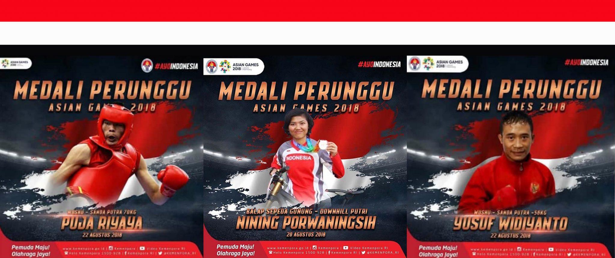 Mahasiswa UNNES Ukir Prestasi Di Asian Games Jakarta-Palembang 2018