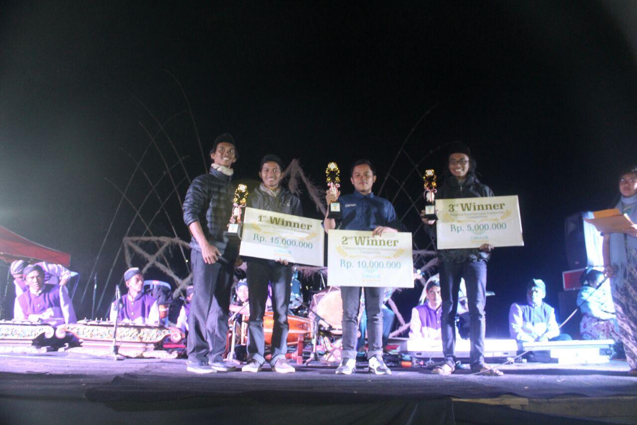 Lomba Karawitan Internasional oleh UI, Mahasiswa UNNES Juara Lagi