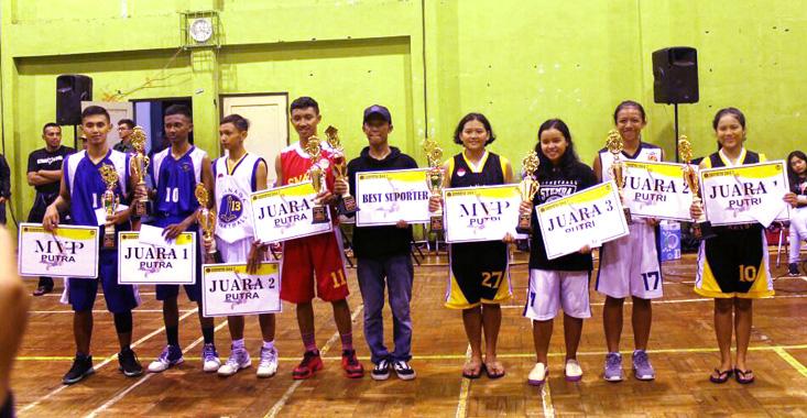 Ikatan Mahasiswa UNNES Temanggung Selenggarakan Basket 'Kobe Cup'