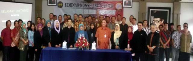 50 karyawan ikuti Seminar Konseling Karier