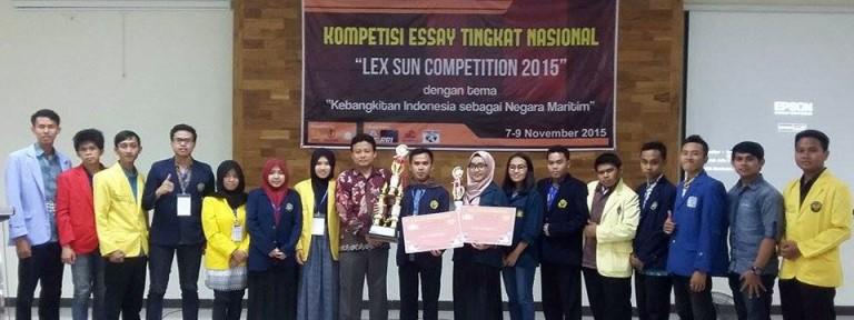 Kompetisi Essay Ukm Lex Scientia FH