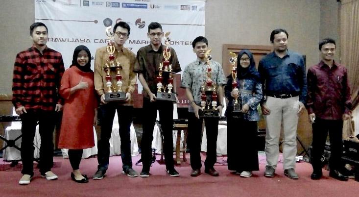 Vivi Ayuning Tyas Mahasiswa FE Raih The King Of Investor di Universitas Brawijaya Malang