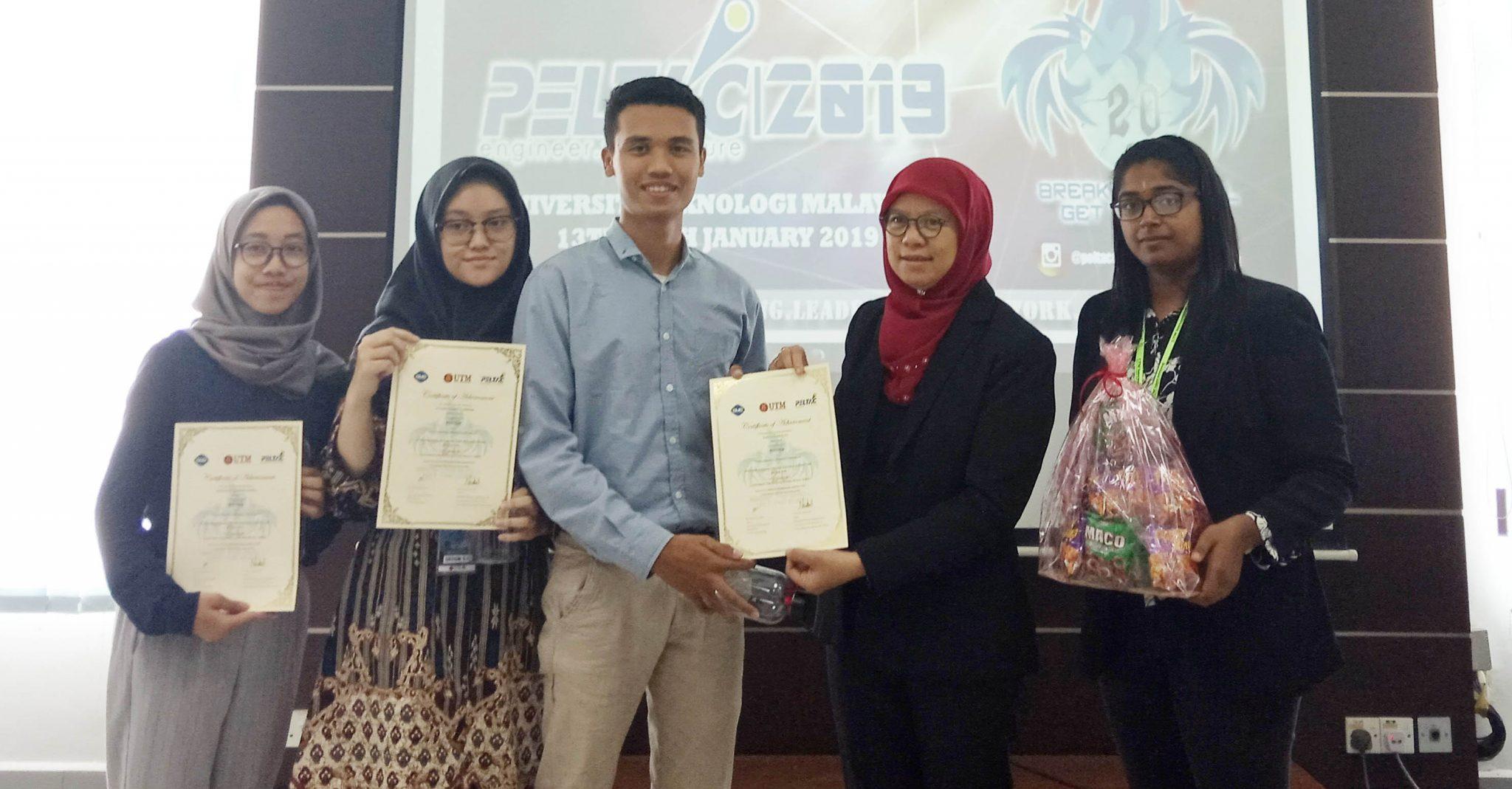 Mahasiswa UNNES Torehkan Prestasi di PELTAC Malaysia
