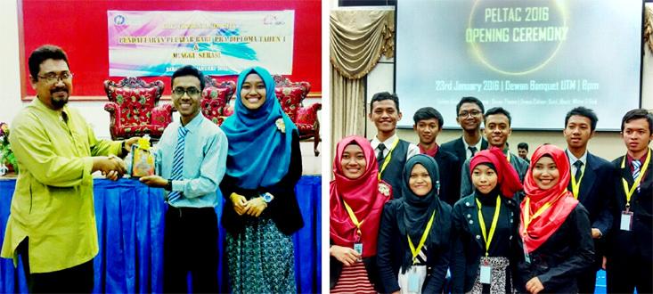 Mahasiswa Unnes Ukir Beberapa Prestasi di Malaysia