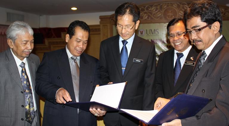 Universiti Malaysia Sabah dan Unnes Sinergi di Bidang Seni