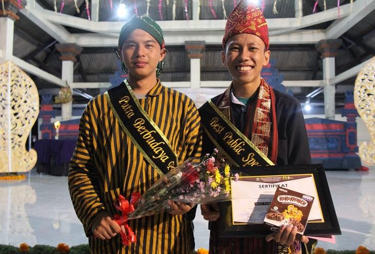 Delegasi UNNES Rawat Budaya Nusantara Melalui Parum Param Udayana Bali 2019