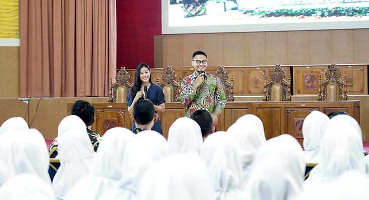 UNNES Terima Kunjungan MAN 4 Tangerang