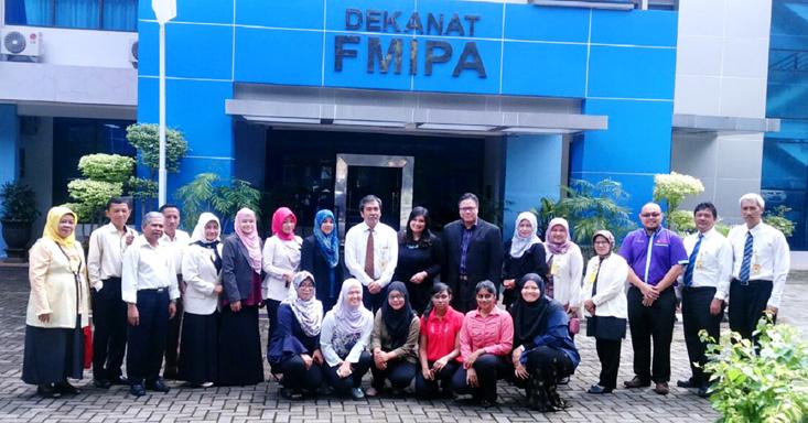 Kunjungi UTM, FMIPA UNNES Jajaki Kerja Sama untuk Perkuat Internasionalisasi