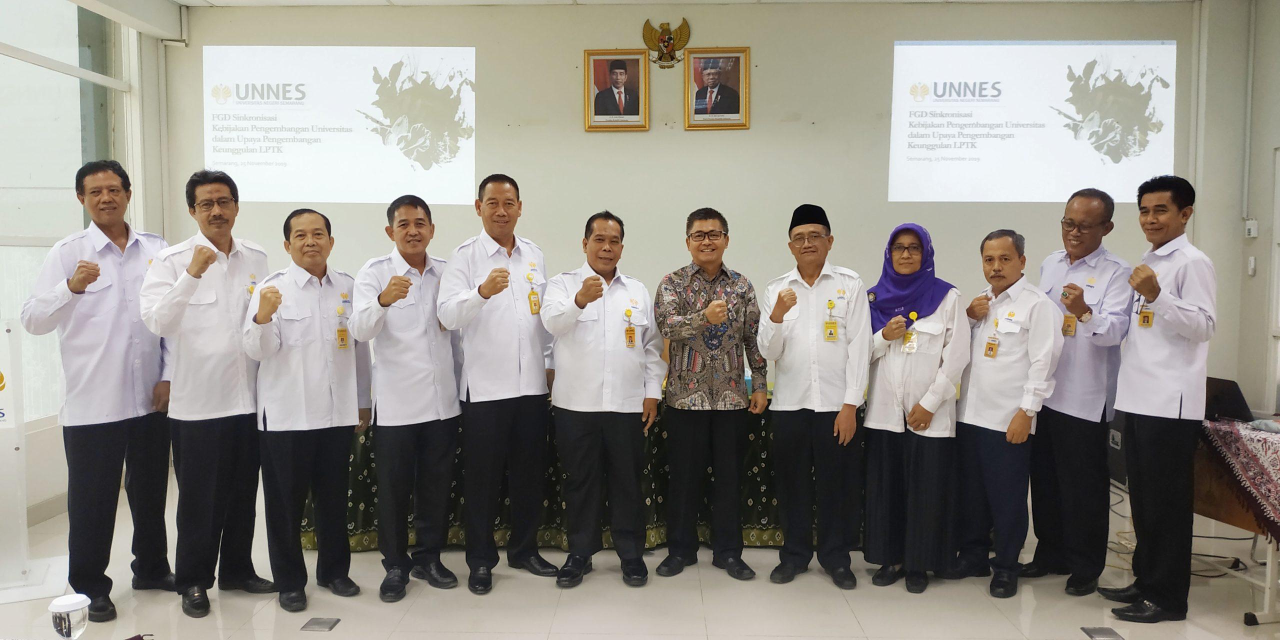 Menuju Visi  Indonesia 2045, UNNES berakselerasi meningkatkan kualitas LPTK