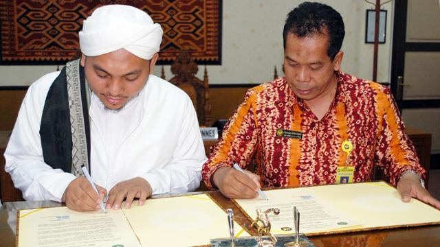 Habib Hamid, Kerja Sama Wujudkan Pendidikan Berakhlakul Karimah