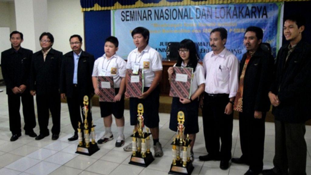 Siswa SMP Karangturi Juara Kontes Literasi