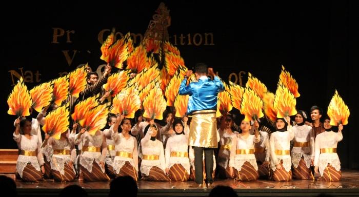Persiapkan Tingkat Nasional, Paduan Suara Unnes Gelar Pre Competition