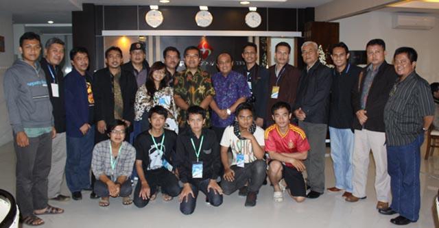 PR III: Jawa Tengah Siap Juara Peksiminas