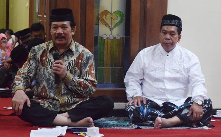 Pengajian Rutin Tingkatkan Ukhuwah Islamiyah