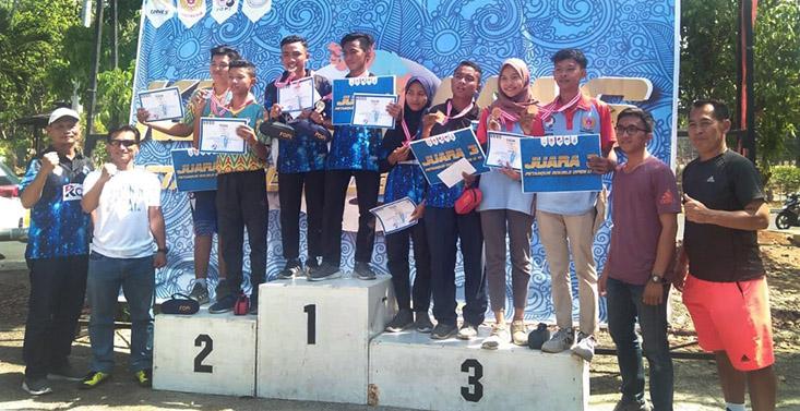 Tim Mayangkara 4 Juarai Kejurnas Petanque UNNES