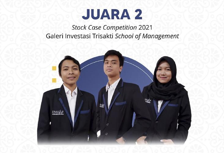 Mahasiswa FE UNNES Berhasil Raih Juara 2 Stock Case Competition 2021