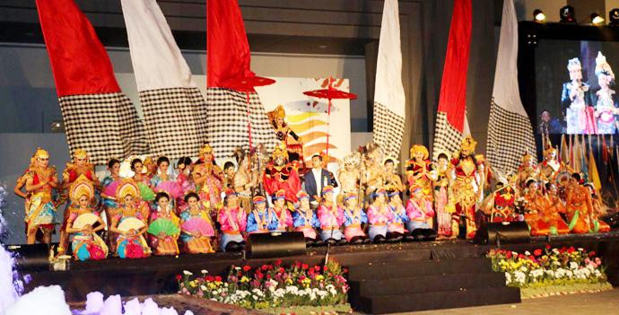 Menristekdikti Mohamad Nasir Buka Pimnas ke-32 Di Bali