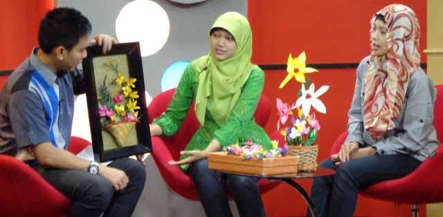 Dua Mahasiswa Unnes Promosikan PKM
