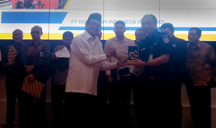 UNNES dan PT Kereta Api Indonesia Lakukan Kerja Sama