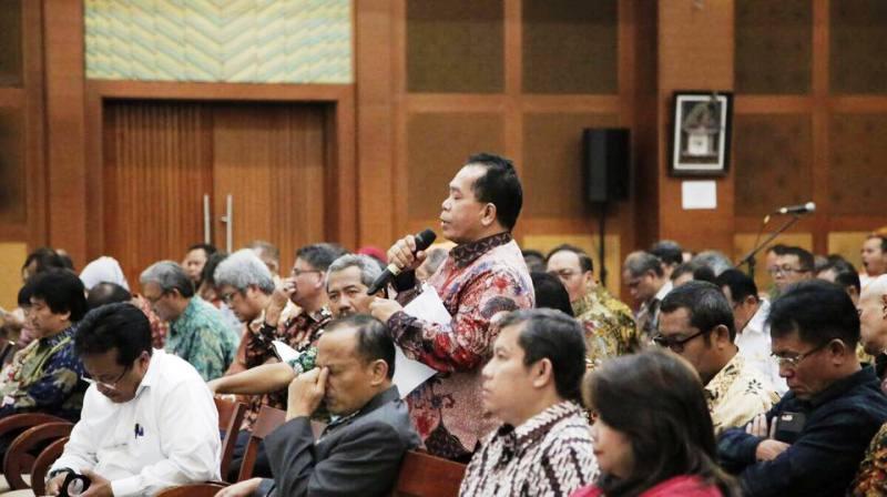 Rektor Dukung para Profesor Berkarya Ilmiah yang Mendunia dan Berdimensi Akhirat