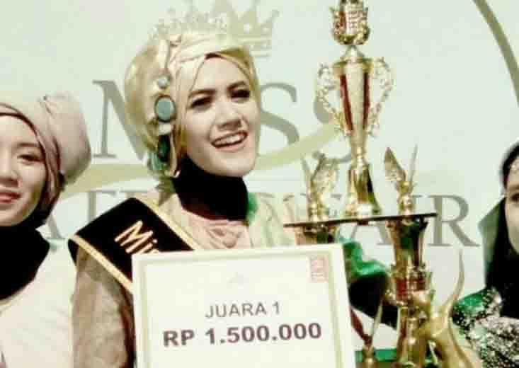 Mahasiswa FE UNNES Raih Predikat Juara 1 Miss Jateng Fair 2016