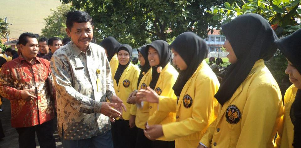 Rektor Unnes Silaturahmi ke PGSD Tegal