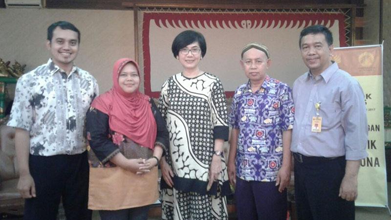 Prodi Sastra Jawa UI-UNNES Saling Perkuat Keilmuan