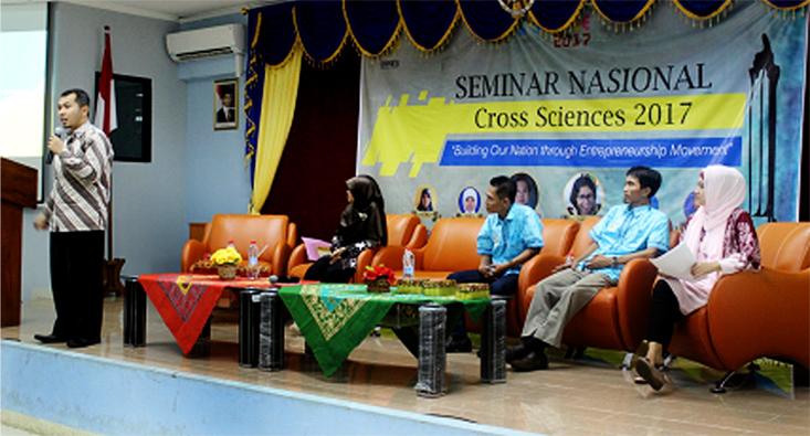FMIPA UNNES Selenggarakan Seminar Kewirausahaan Lintas Disiplin Ilmu