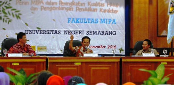 Integrasi IPA-IPS Ringankan Siswa