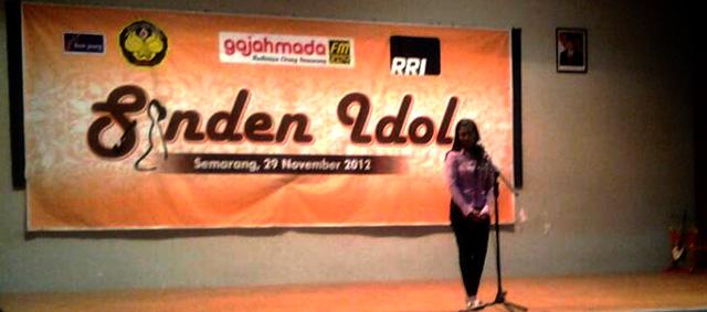 110 Peserta Ikuti Audisi Sinden Idol di Semarang