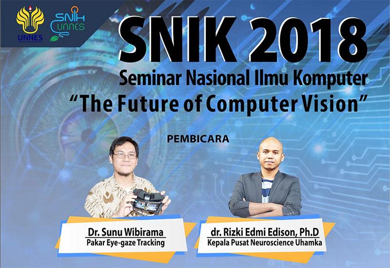 Seminar Nasional Ilmu Komputer (SNIK) 2018