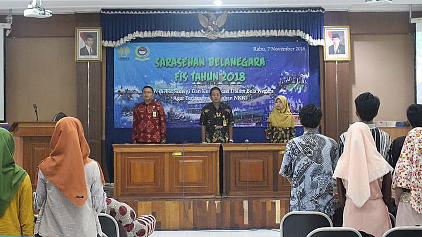 Sarasehan Bela Negara, Tumbuhkan Kesadaran Pancasila Perkokoh Indonesia
