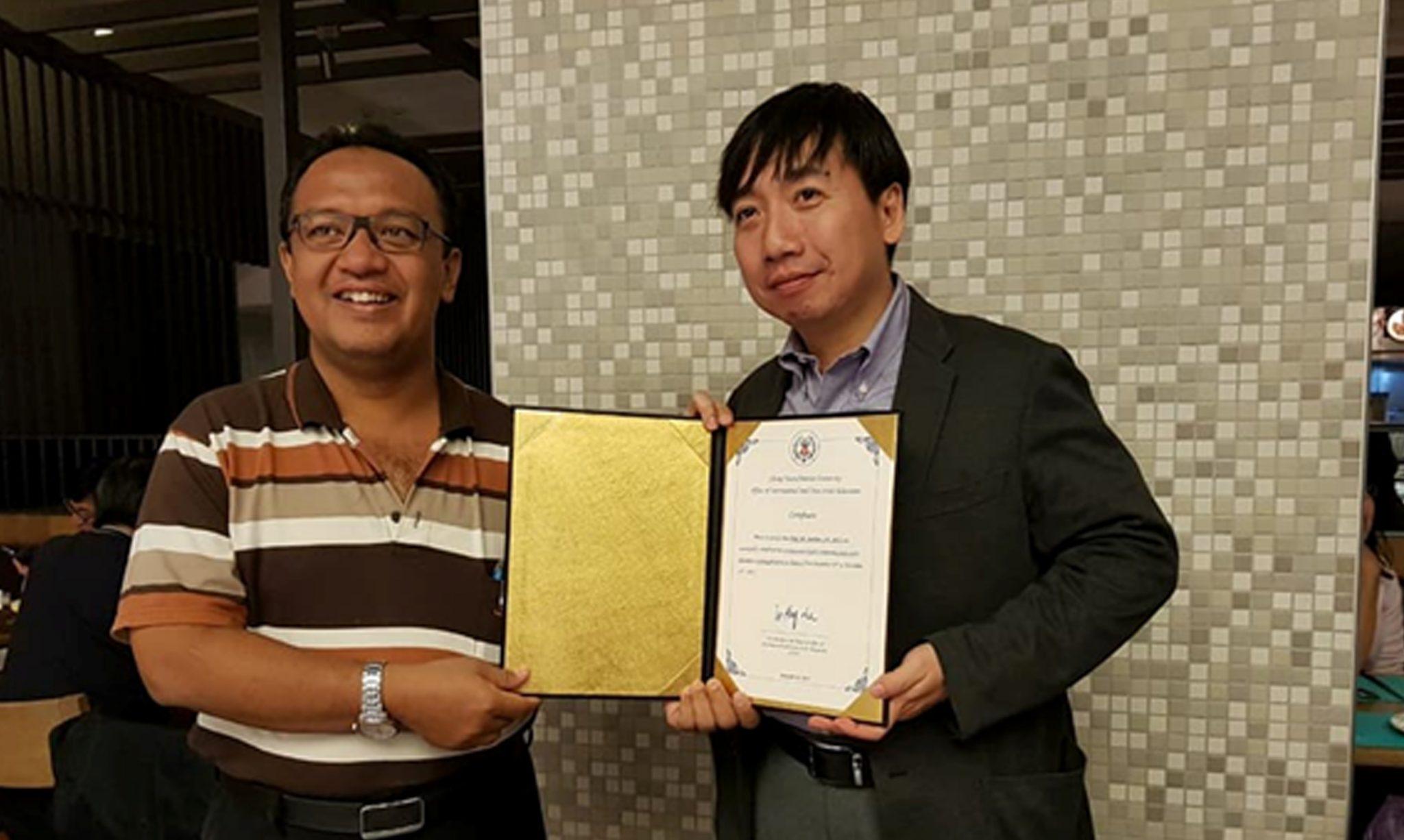 Kembangkan Ilmu Pengetahuan, Dosen FMIPA UNNES Lakukan Kunjungi Universitas Terbaik di Taiwan