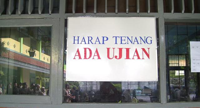 Hasil UN Bahasa Indonesia Belum Memuaskan