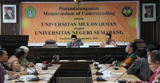 Unmul Samarinda-Unnes Kembangkan Profesi Konselor