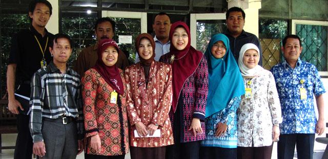 Universitas Sriwijaya Kunjungi Jurusan Matematika Unnes