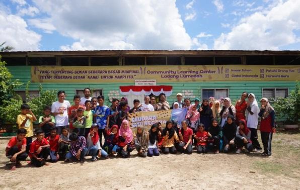 Adi Wahyu Arzanto, Anak Seorang Loper Koran Pimpin Kegiatan Pengabdian Di Malaysia