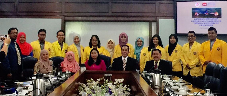 Kerja Sama UNNES dan UPSI Malaysia Fokus pada Calon Guru Bereputasi Internasional