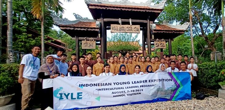 Dua Mahasiswa UNNES Terpilih  Ikuti Intercultural Leaders Program di Hanoi, Vietnam