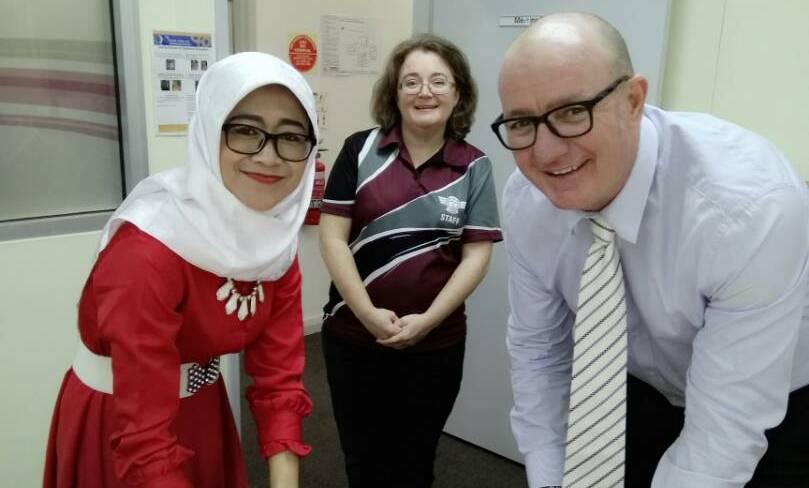 Mengajar di Queensland, Dosen UNNES Inisiasi Kerja Sama