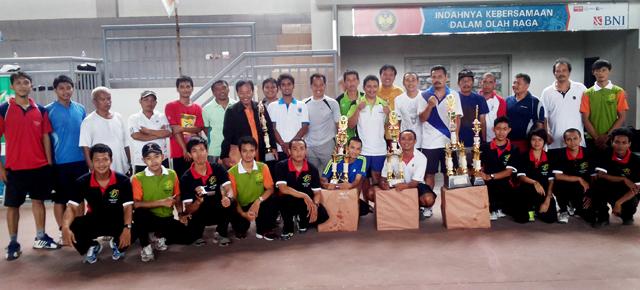 PKLO Juarai Unnes Tenis Club Cup II