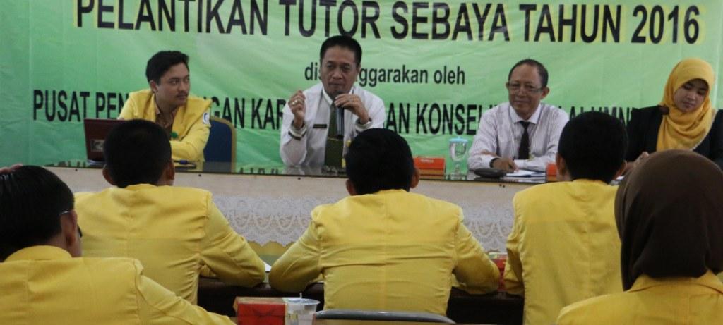 17 Tutor Sebaya Dilantik