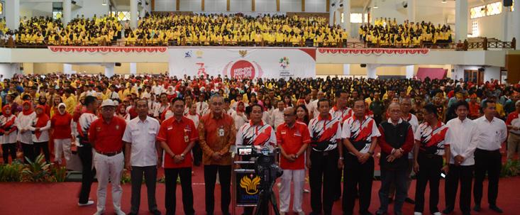 Harmoni Indonesia Rekatkan NKRI