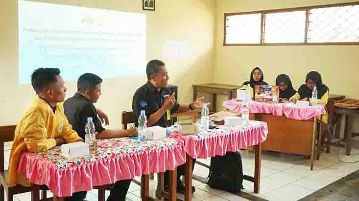 Tim KKN UNNES Inisiasi Pembentukkan Kelompok Informasi Masyarakat (KIM) di Wonosobo