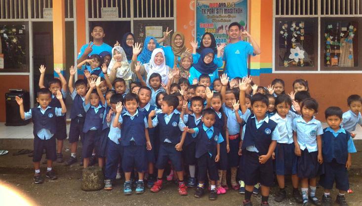 Tim Tanggap Bencana Psikologi UNNES Bantu Korban Banjarnegara
