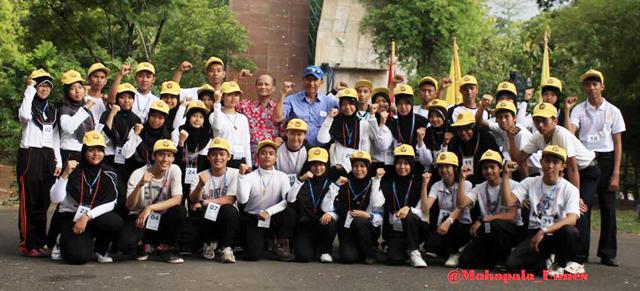 34 mahasiswa Ikuti Kegiatan Calon Anggota Baru Mahapala