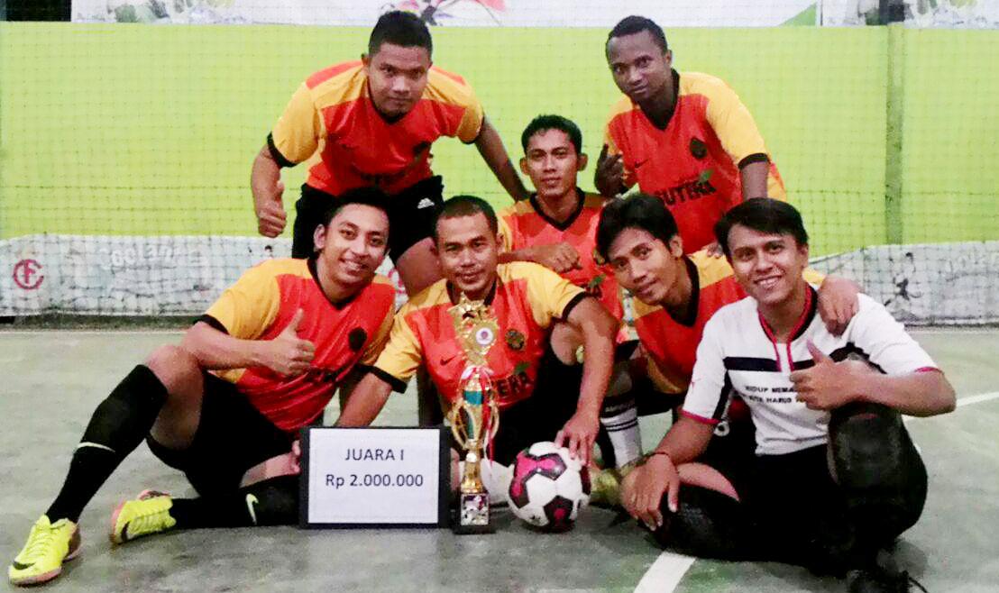Tim Futsal Sutera Unnes Menjuarai Piala ASM Generation Futsal Cup 2015