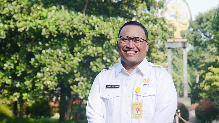 Rektor UNNES Ungkapkan Duka Cita Atas Meninggalnya Kepala BAKK